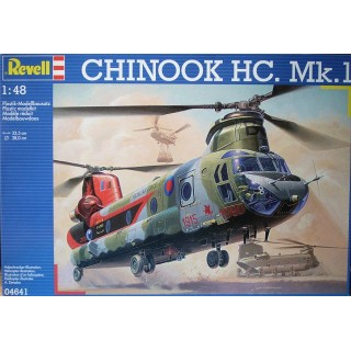 REVELL 04641 CHINOOK HC. Mk.1 1:48