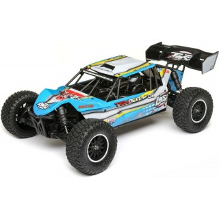 Losi Tenacity Desert Buggy 1:10 4WD RTR AVC modrá