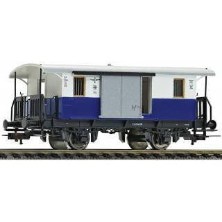 Fleischmann Zavazadlový vagón, Protěž soukromá železniční stanice