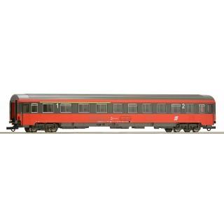 ROCO Osobní vagón 1. a 2. třídy ÖBB