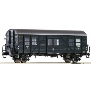 ROCO Pomocný osobní vagón 3. třídy jiné číslo, DRB
