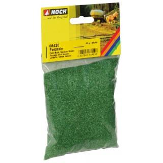 Statický materiál, středně zelená, 42 g