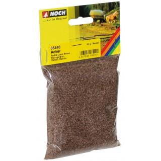 Statický materiál, hnědá, 42 g