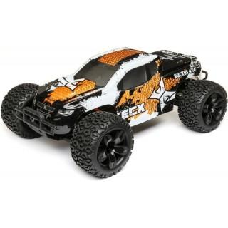 ECX Ruckus 4WD 1:10 RTR oranžový/bílý