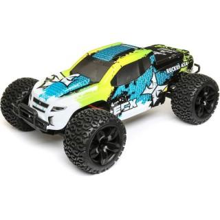 ECX Ruckus 4WD 1:10 RTR zelený/modrý
