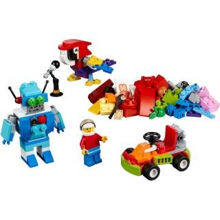 LEGO Classic - Zábavná budoucnost