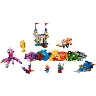 LEGO Classic - Dno oceánu