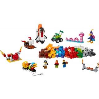 LEGO Classic - Mise na Mars