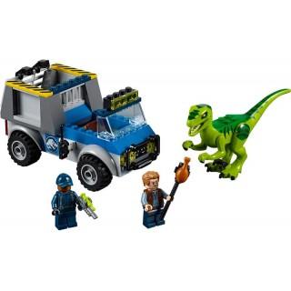LEGO Juniors - Vozidlo pro záchranu Raptora