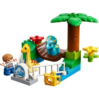 LEGO DUPLO - Dinosauří zoo