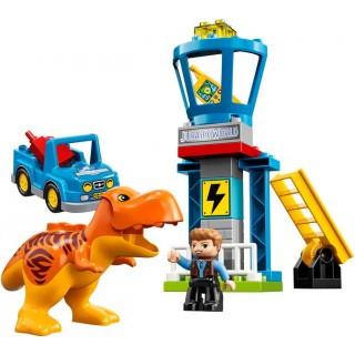 LEGO DUPLO - T. rex a věž