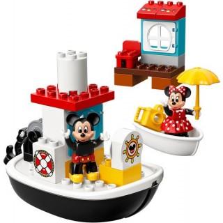 LEGO DUPLO - Mickeyho loďka