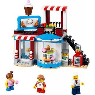 LEGO Creator - Cukrárna