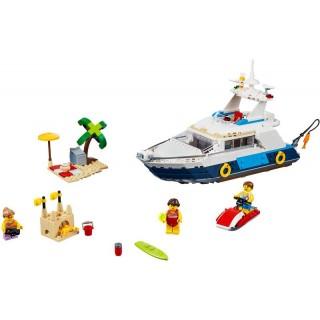 LEGO Creator - Dobrodružná plavba