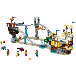 LEGO Creator - Pirátská horská dráha