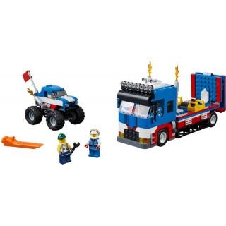 LEGO Creator - Mobilní kaskadérské představení
