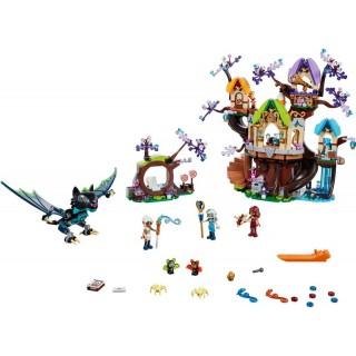 LEGO Elves - Útok stromových netopýrů na elfí hvězdu