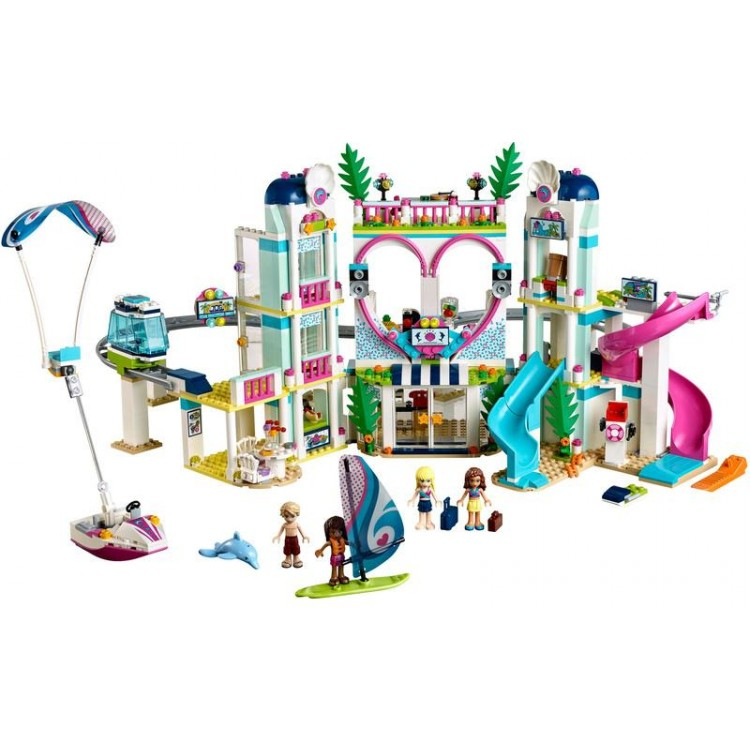 LEGO Friends - Resort v městečku Heartlake