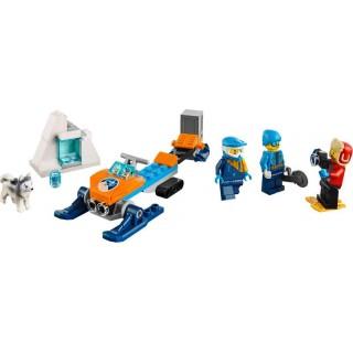 LEGO City - Průzkumný polární tým