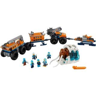 LEGO City - Mobilní polární stanice