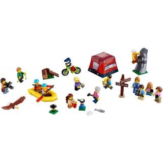 LEGO City - Sada postav – dobrodružství v přírodě