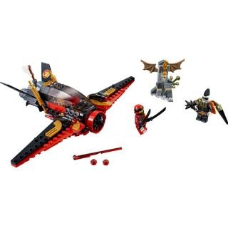 LEGO Ninjago - Křídlo osudu