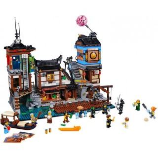 LEGO Ninjago - Přístaviště v NINJAGO City