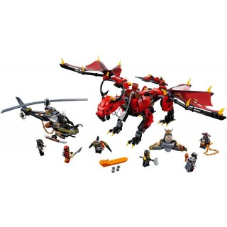 LEGO Ninjago - Firstbourne
