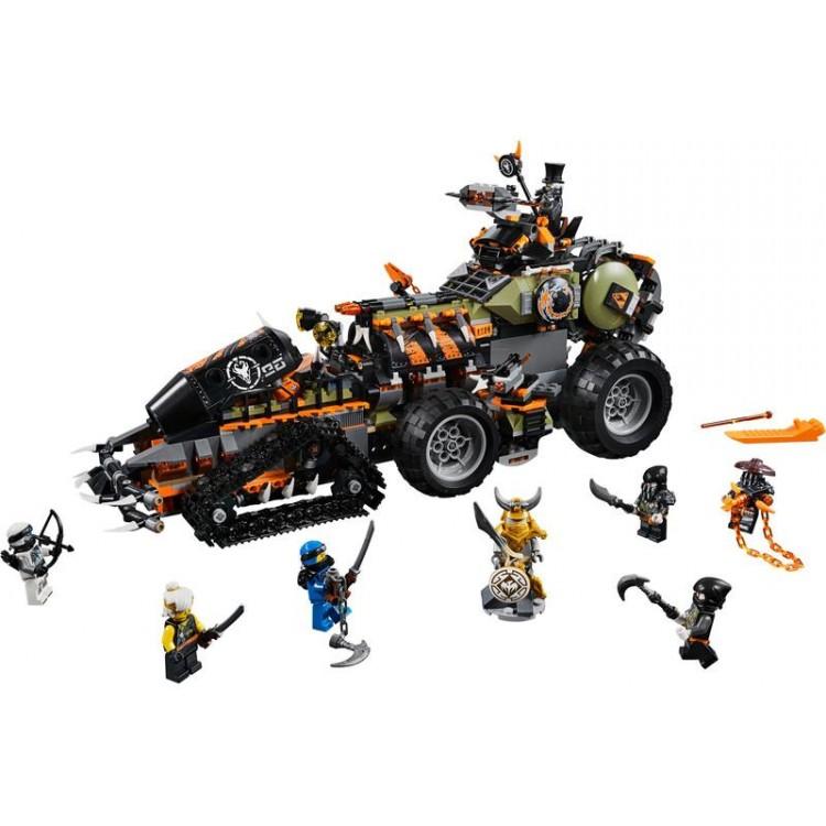 LEGO Ninjago - Dieselnaut