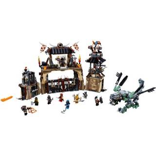 LEGO Ninjago - Dračí jáma
