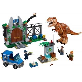 LEGO Juniors - Útěk T. rexe