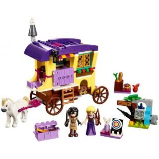LEGO Disney - Locika a její kočár