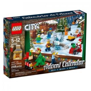LEGO City - Adventní kalendář