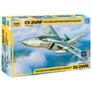 Model Kit letadlo 7268 - SU-24 MR  (re-release) (1:72)