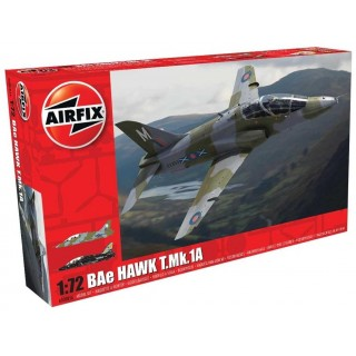 Classic Kit letadlo A03085A - Bae Hawk T1 (1:72)