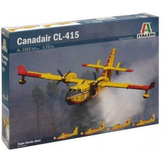 Model Kit letadlo 1362 - Canadair CL-415 (1:72)