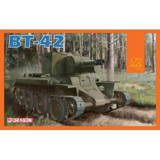 Model Kit tank 7565 - BT-42 (1:72)