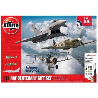 Gift Set letadlo A50181 - RAF Centenary - Camel/Spitfire I/Typhoon (1:72)