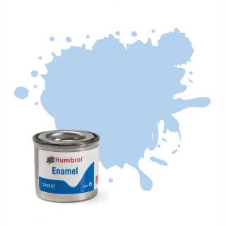 Humbrol barva email AA0044 - No 44 Pastel Blue - Matt - 14ml