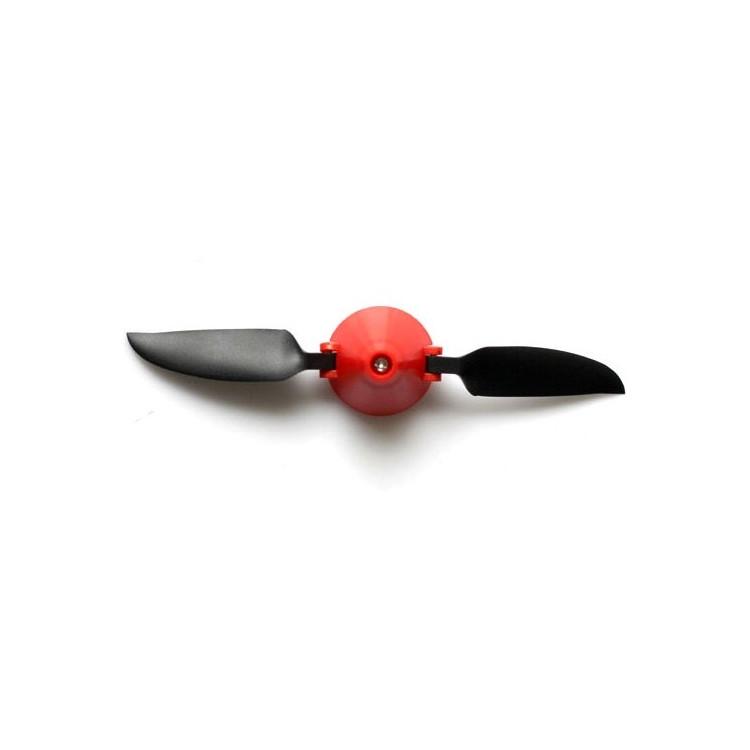 Scorpio A50/A80: Sklopná vrtule s kuželom