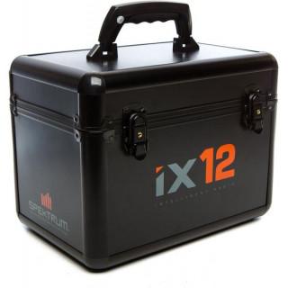 Spektrum - kufr vysílače iX12