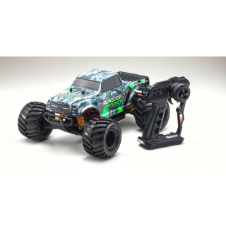 1:10 Monster Tracker 2WD EP Ready Set (barevné schéma 1)