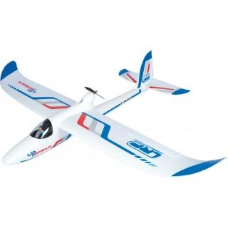 LRP - F-1400 UpStream letadlo 2,4GHz RTF M2