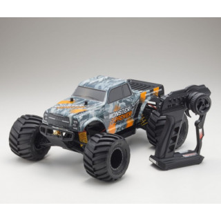 1:10 Monster Tracker 2WD EP Ready Set (barevné schéma 2)