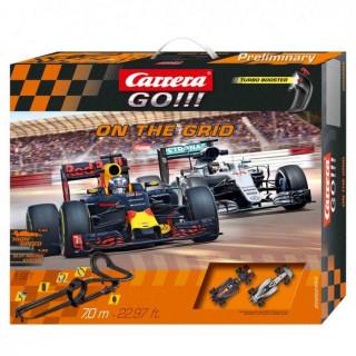 Autodráha Carrera GO 62455 On the grid