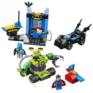 LEGO Juniors - Batman™ & Superman™ vs. Lex Luthor™