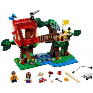 LEGO Creator - Dobrodružství v domku na stromě