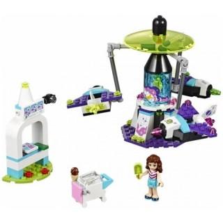 LEGO Friends - Vesmírná atrakce v zábavním parku