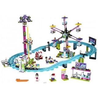 LEGO Friends - Horská dráha v zábavním parku
