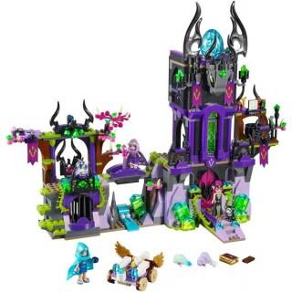 LEGO Elves - Ragana a kouzelný temný hrad